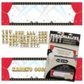 Hollywood Personalized Banner Kit