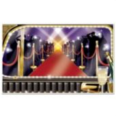 Red Carpet Limo View Decoration