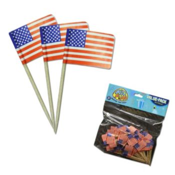USA Flag Picks