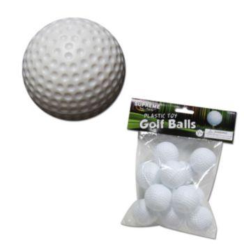 Toy Plastic Golf Balls