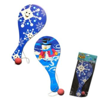 Winter Theme  Paddle Balls