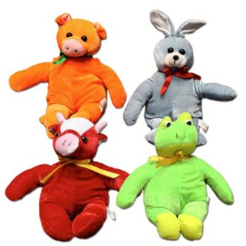 Animal Plush Assortment