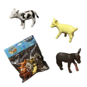 Baby Farm Animal Assortment