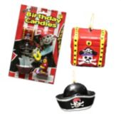 Pirate Cake Candles - 6 Per Unit