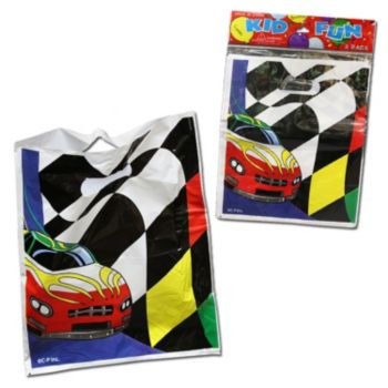 Racing Car  Loot Bags