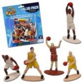 "Basketball 2 1/2"" Toy Figures - 12 Pack"