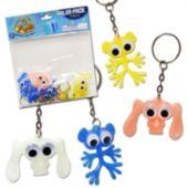 Wiggle Eye Keychains