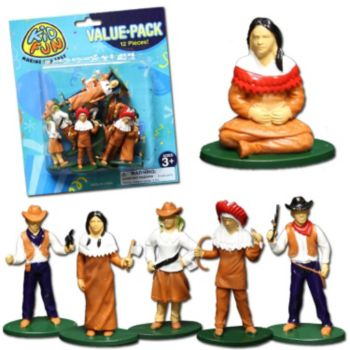 Western Toy Figures
