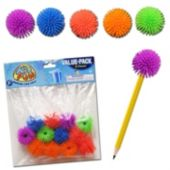 """Hedge Ball Pencil 2 1/2"""" Toppers - 12 Pack"""