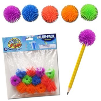 Hedge Ball  Pencil Toppers