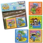 Pirate Slide Puzzles