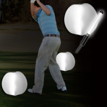 White Large Tee Markers