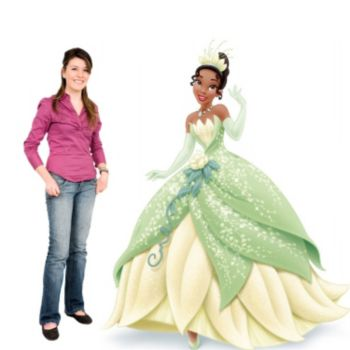 Princess Tiana  5' Stand Up