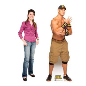 WWE John Cena  Cardboard Stand Up