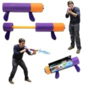 "Super Blaster Pump 11 1/2"" Water Gun"