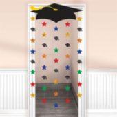Grad Cap Door Fringe
