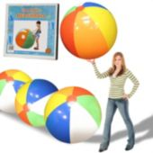 "Giant Beach Ball - 48"" Multi-Color, 1 Each"