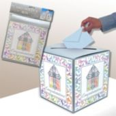 Religious Card Holder Box