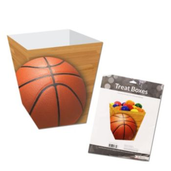 Basketball Treat Boxes