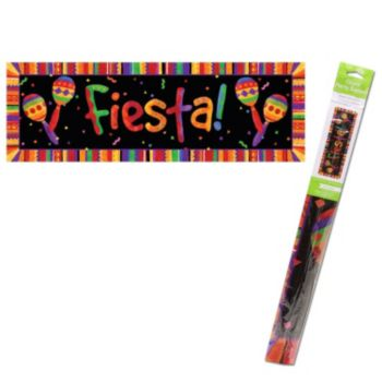 Festive Fiesta  Party Banner