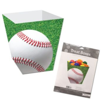 Baseball Treat Boxes