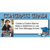 Super Star Graduate Custom Photo Banner