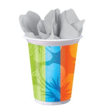 Aloha Summer  16 oz Cups