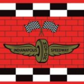 Indianapolis Speedway Lunch Napkins - 24 Pack