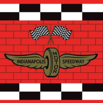 Indianapolis Speedway  Lunch Napkins
