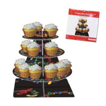Musical Memories  Cupcake Stand
