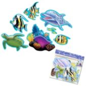 Under the Sea Cutouts-7 Pack