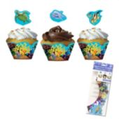 Under the Sea Cupcake Wrappers - 12 Per Unit