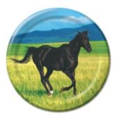 "Horses 7"" Plates - 8 Pack"