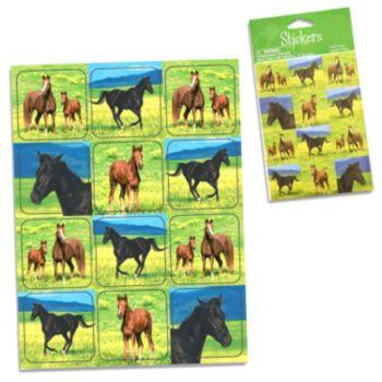 Horses Stickers