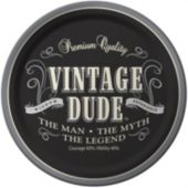 "Vintage Dude 8 3/4"" Plates - 8 Pack"