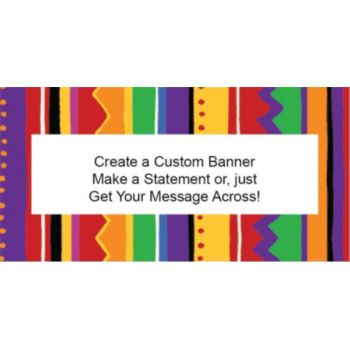 Festive Fiesta Custom Banner