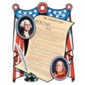 Constitution Cutout