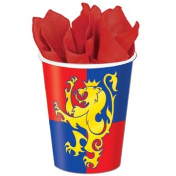 Medieval Times  9 oz Cups