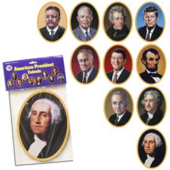 American President Cutouts