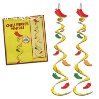 Chili Pepper Whirls