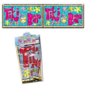 Tiki Bar Fringe Banner