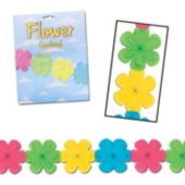 Colorful Flower Garland Decoration