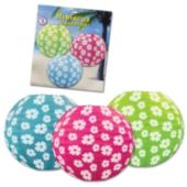 Hibiscus Paper Lanterns-3 Pack