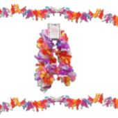 Flower Lei Garland Decoration -8'