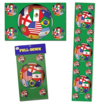 International Soccer  5' Cutout
