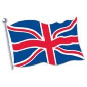 Union Jack Cutout