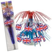 Union Jack Cascade Centerpiece-18""