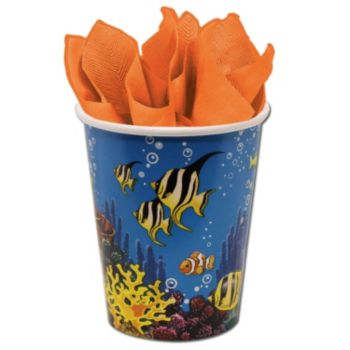 Under the Sea  9oz Cups