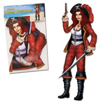 Bonny Buccaneer Jointed Cutout