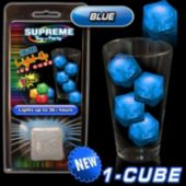 Blue Lited Ice Cube-Retail Pack